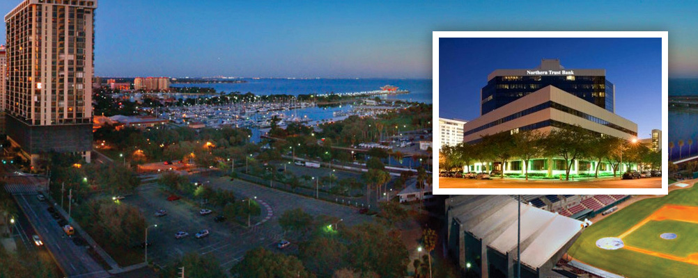 City Center - Waterfront Downtown St. Petersburg Location